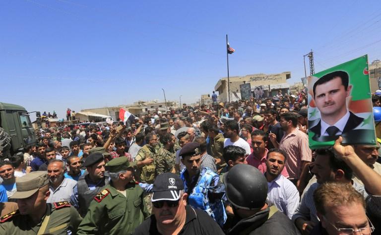 Nine pro-Assad fighters killed by Israeli blamed strikes, says monitor