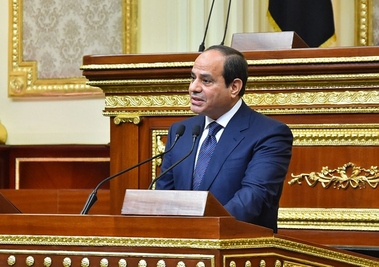 Egypt sentences 31 people to death over police killing and prison escape