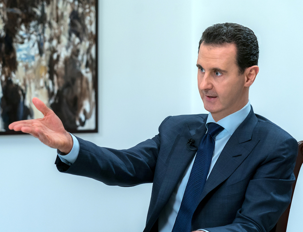 Assad denies Moscow 'dictates' to Syrian government