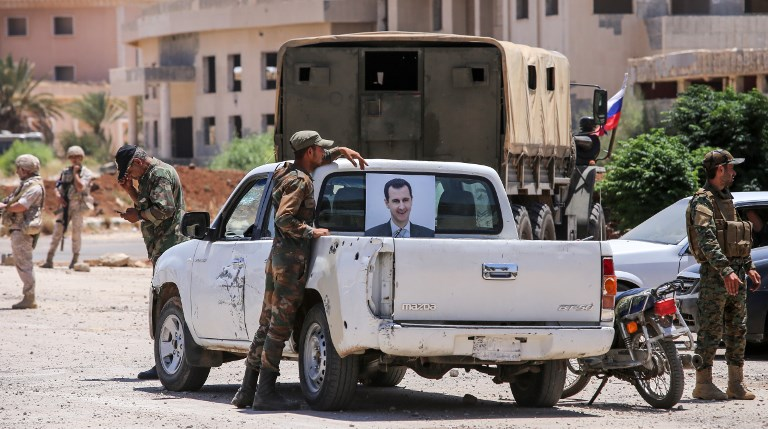 Syria re-opens crossings into Jordan and Israeli-occupied Golan