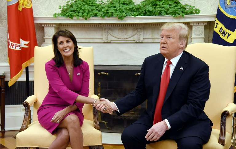 Nikki Haley: MBS 'responsible' for Jamal Khashoggi's murder