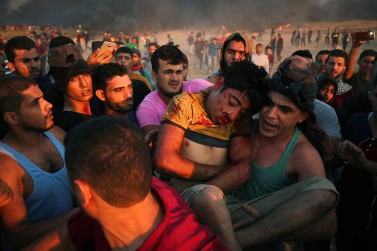 Israel kills seven Palestinians at Gaza March of Return protest