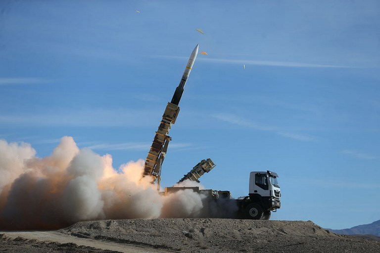 Iranian official confirms missile test condemned by US