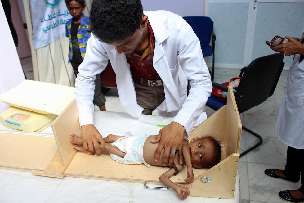 UK says Saudi-led coalition to allow Houthi medical evacuations from Yemen