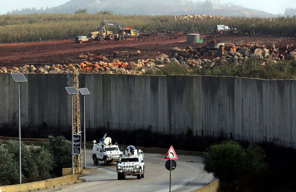 Israel says fourth 'attack tunnel' found from Lebanon