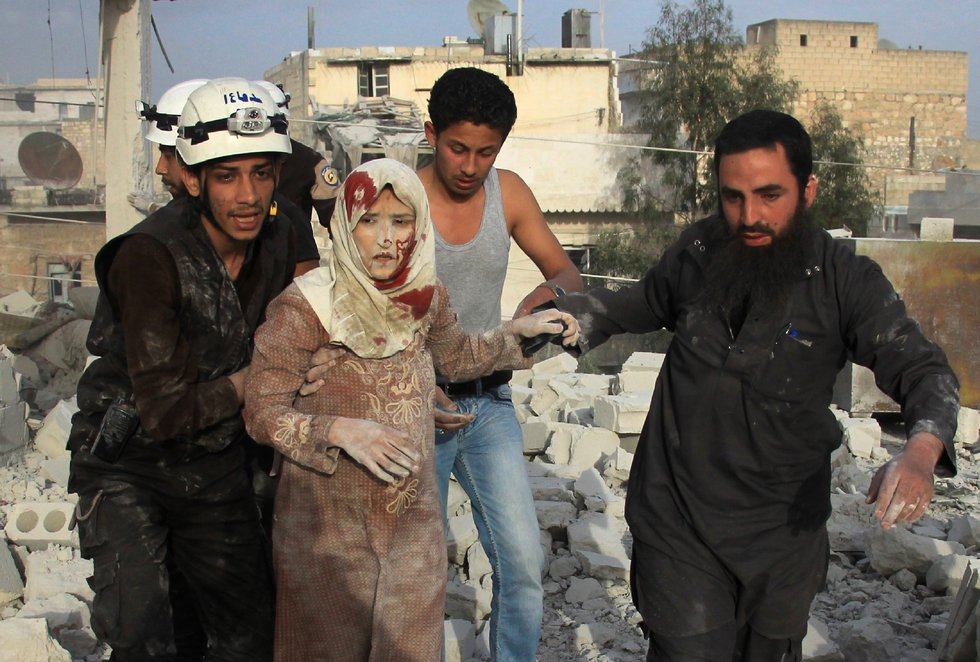 22 civilians dead in attacks in Syria's Aleppo: Monitor