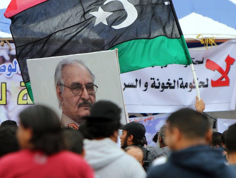 Saudi-influenced Salafis playing both sides of Libya's civil war