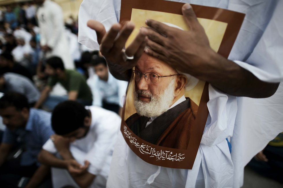 Bahrain allows top Shia cleric to travel to UK due to deteriorating health