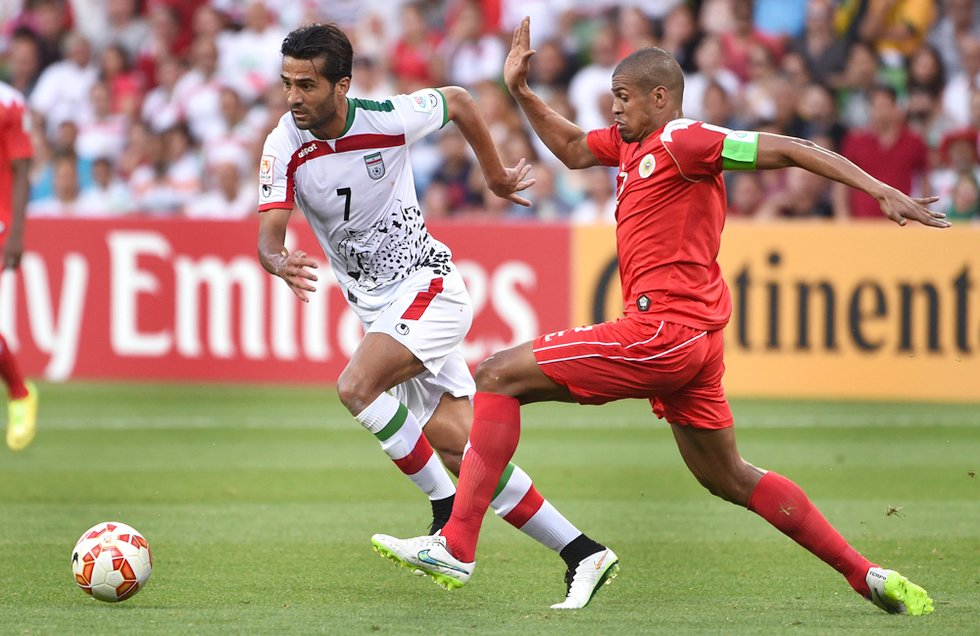 iran drops football players from national team for playing