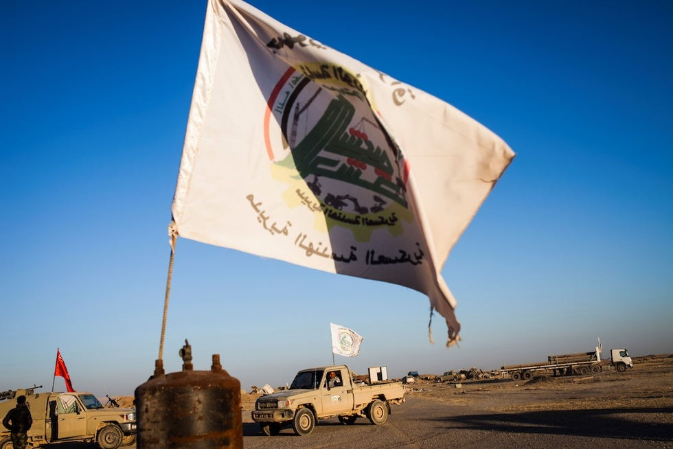 Abadi slammed by Iraq's Iran-backed militias after sacking security chief