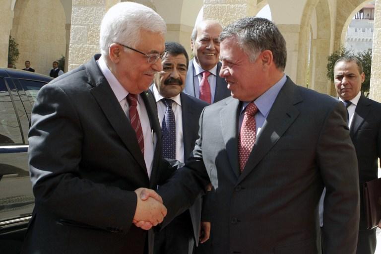 The secret Arab plan to oust Palestinian leader Abbas