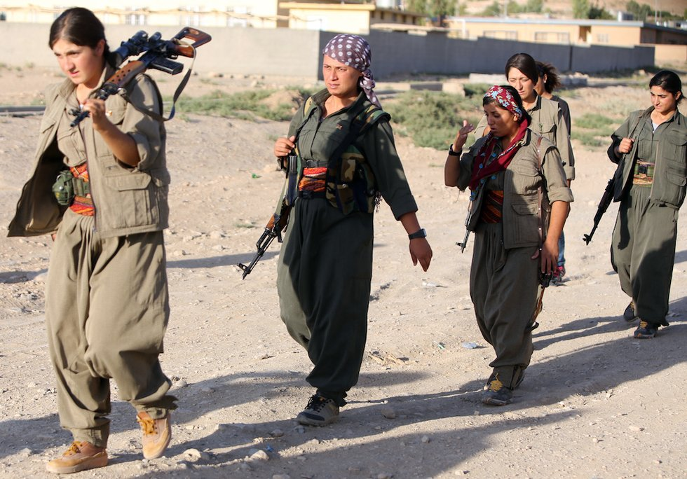 Turkey will keep attacking PKK in Iraq, foreign ministry says