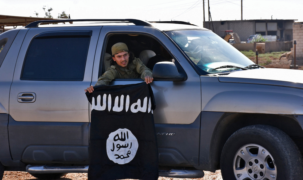 Trump's 'defeat' of Islamic State in Syria prompts mixed feelings online