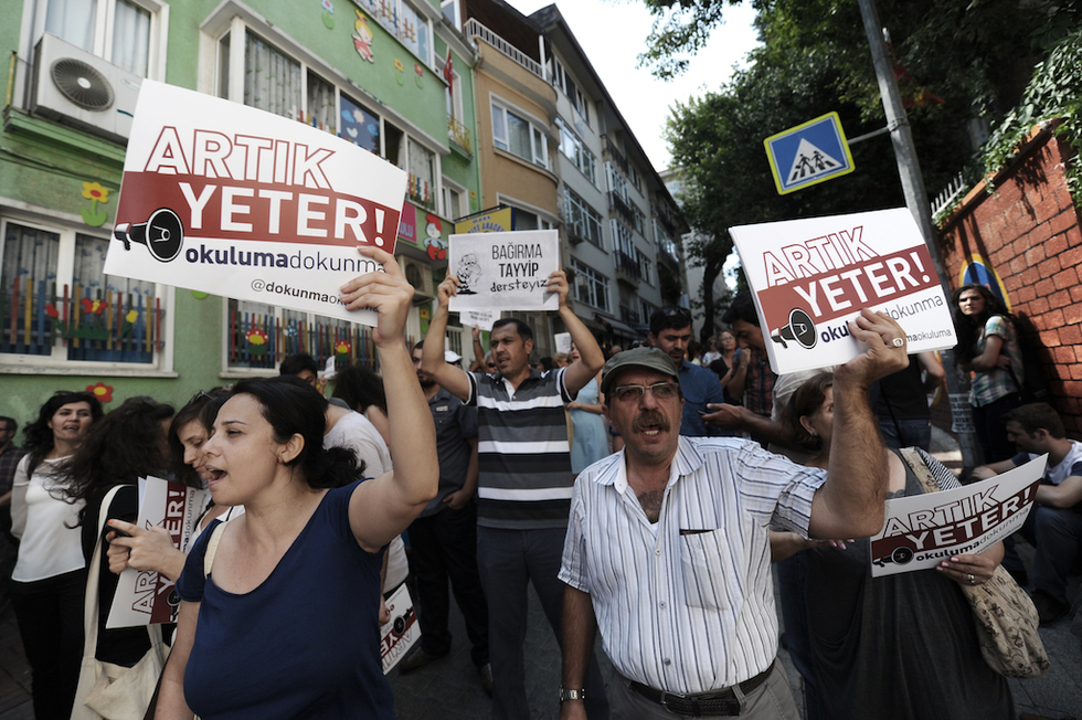 Turkey plans to place quarter of top students in Islamic schools