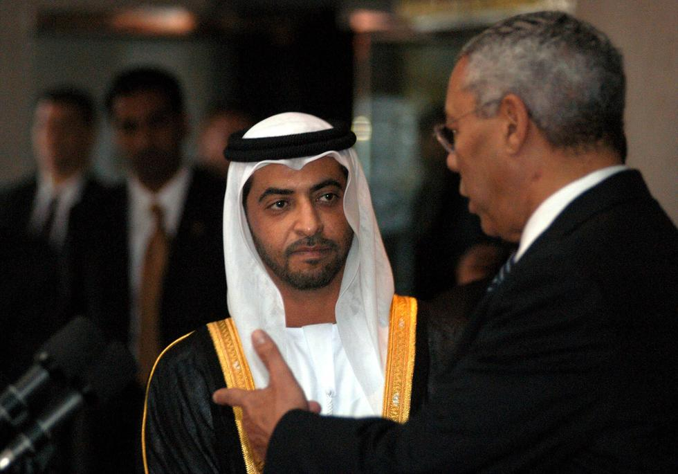 In the United Arab Emirates, a palace coup foiled   Middle