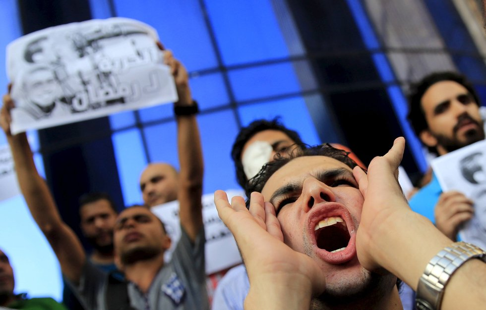 'An assassination of journalism': Egypt passes controversial media laws