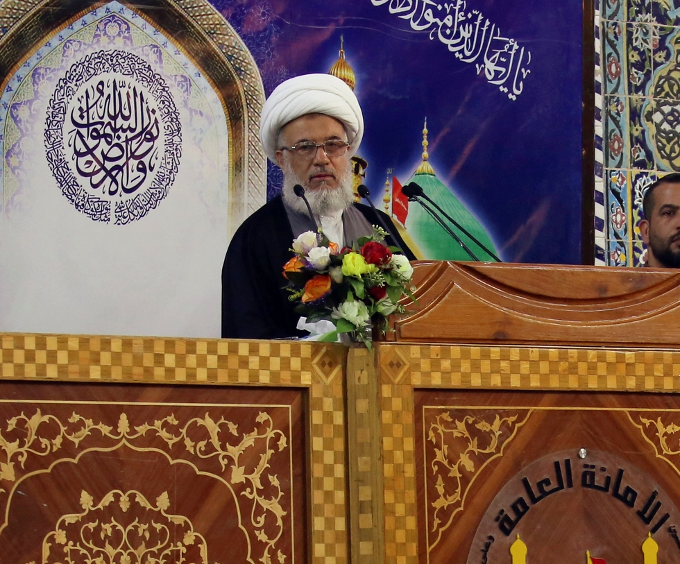 Iraq's top Shia authority warns against voting for corrupt officials