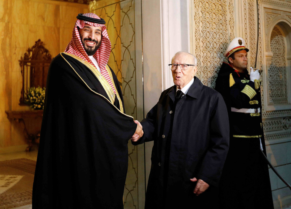 Tunisia secures $500m Saudi loan during crown prince's controversial visit