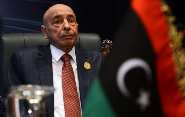 'The Sarraj government is not legal', says Libya parliament leader
