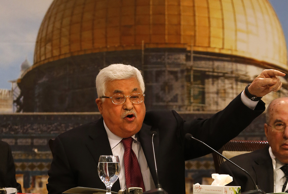 Mahmoud Abbas wins re-election as PLO chairman