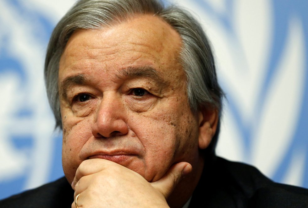 UN chief urges Israel, Palestinians to avoid 'devastating conflict'
