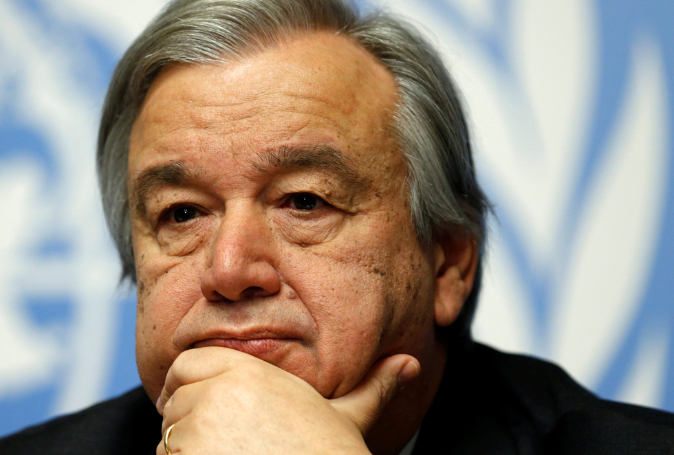 UN chief says he is willing to meet MBS to discuss Yemen war