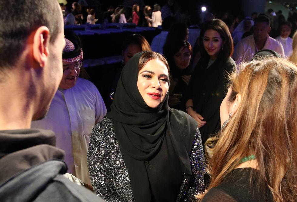 Dubai Arab Fashion Week Organisers Give Pieces A Chance Middle East Eye