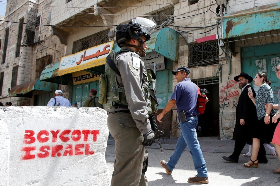 Israel bans pro-BDS French mayor from entering West Bank