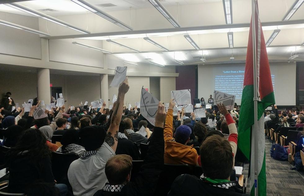 US Senate confirms 'crusader' against anti-Israel speech to head civil rights office