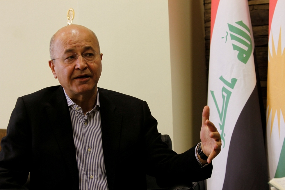Newly elected Iraqi president tasks Adel Abdul Mahdi with forming new government