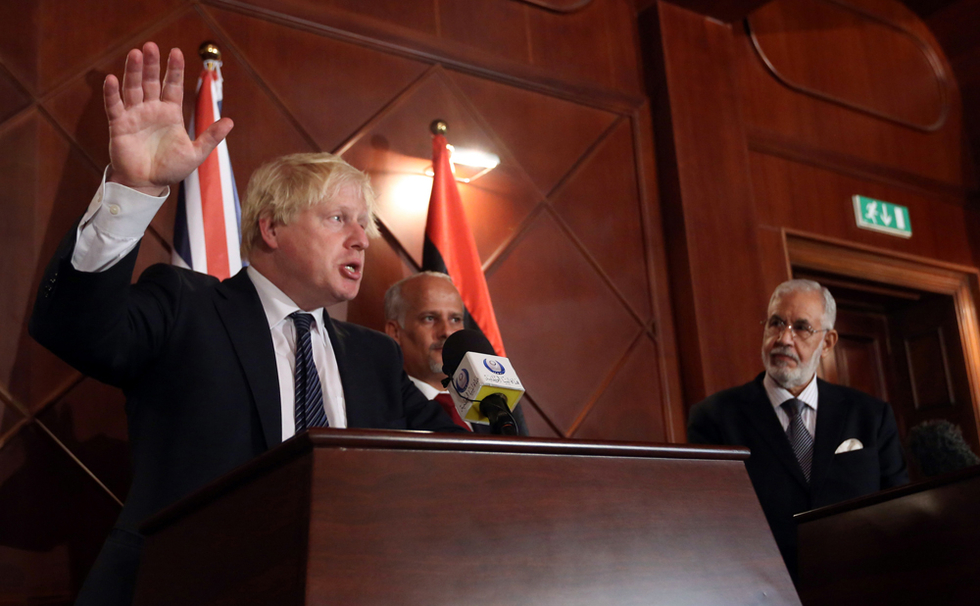 Muslim leaders have called for an investigation into Islamophobia to go beyond Boris Johnson (AFP)