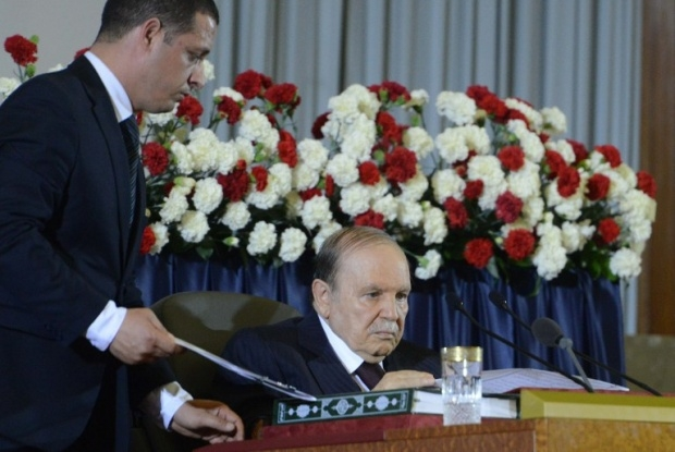 indepth features algeria fourth term bouteflika
