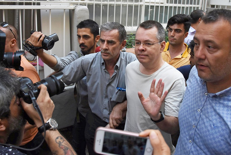 US and Turkey reach deal to free detained American pastor: Reports