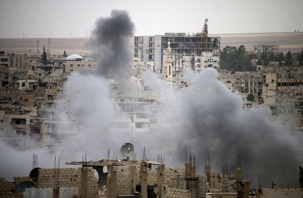 Syrian forces press southwest assault, defying US