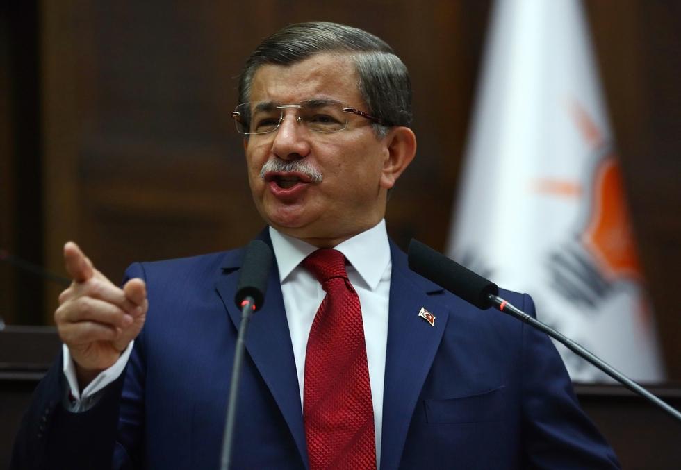 Turkish Prime Minister Ahmet Davutoglu to resign: Reports