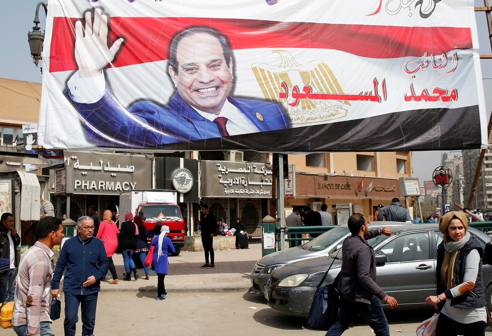 Activist detained after posting video critical of Egyptian government