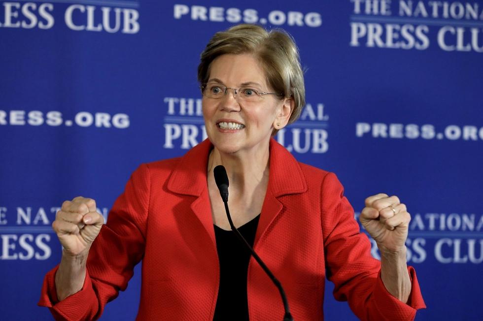 Elizabeth Warren 2020: Where does progressive senator stand on Palestine?