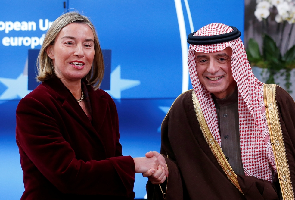 EU abandoned public statement supporting Canada in row with Saudi: Report