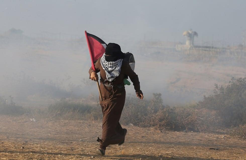 Israeli fire wounds Associated Press cameraman in Gaza