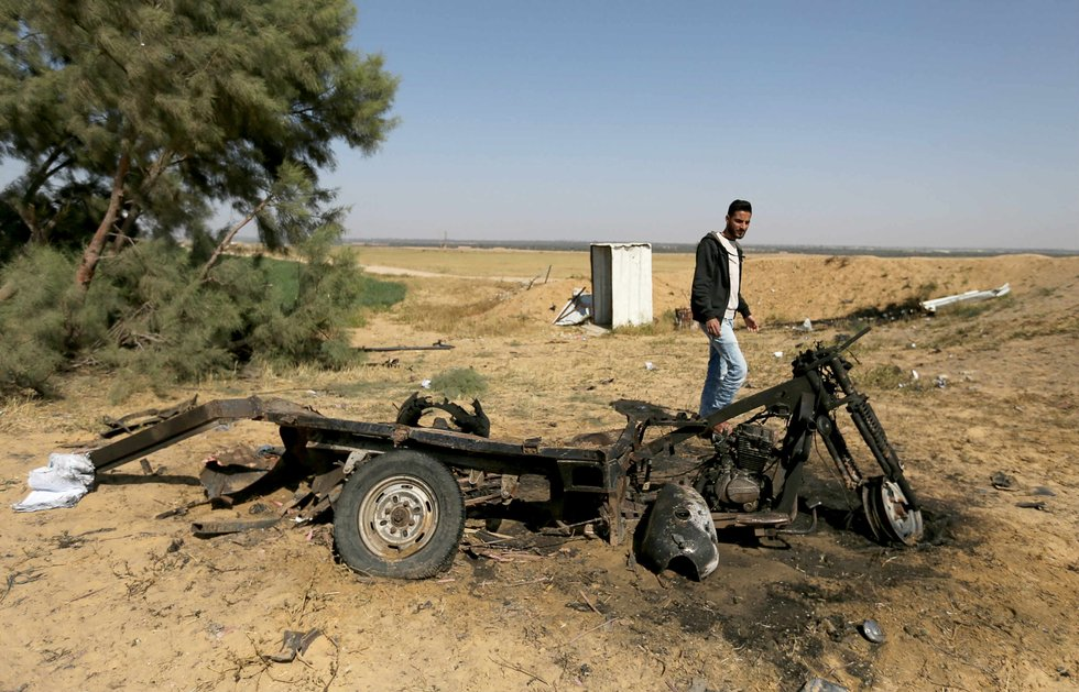 4 Gaza militants killed in blast near Israel border: Islamic Jihad