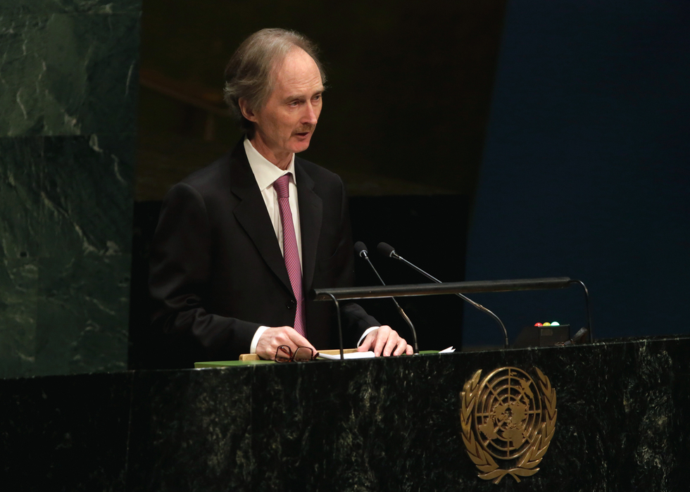 UN appoints Norwegian diplomat as new Syria envoy