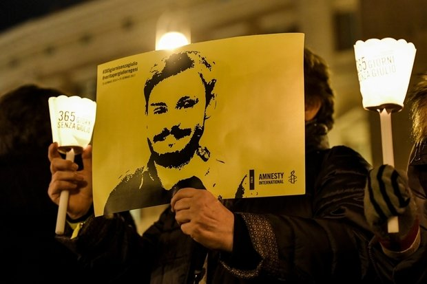 Italy set to name Egyptian suspects over Giulio Regeni disappearance