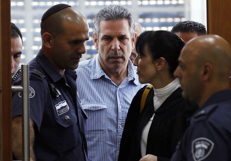 Former Israeli minister convicted of spying for Iran given 11 years in plea deal