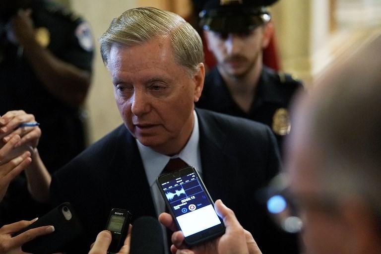 Key US senator says he will 'sanction the hell' out of Saudi over Khashoggi