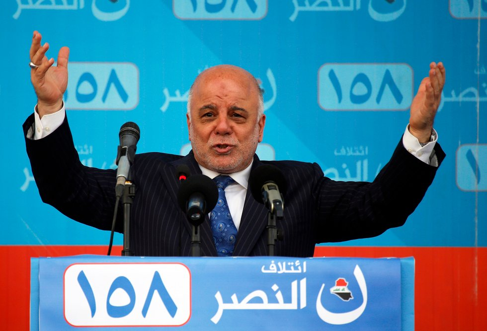 Iraq's PM retracts his commitment to US sanctions on Iran