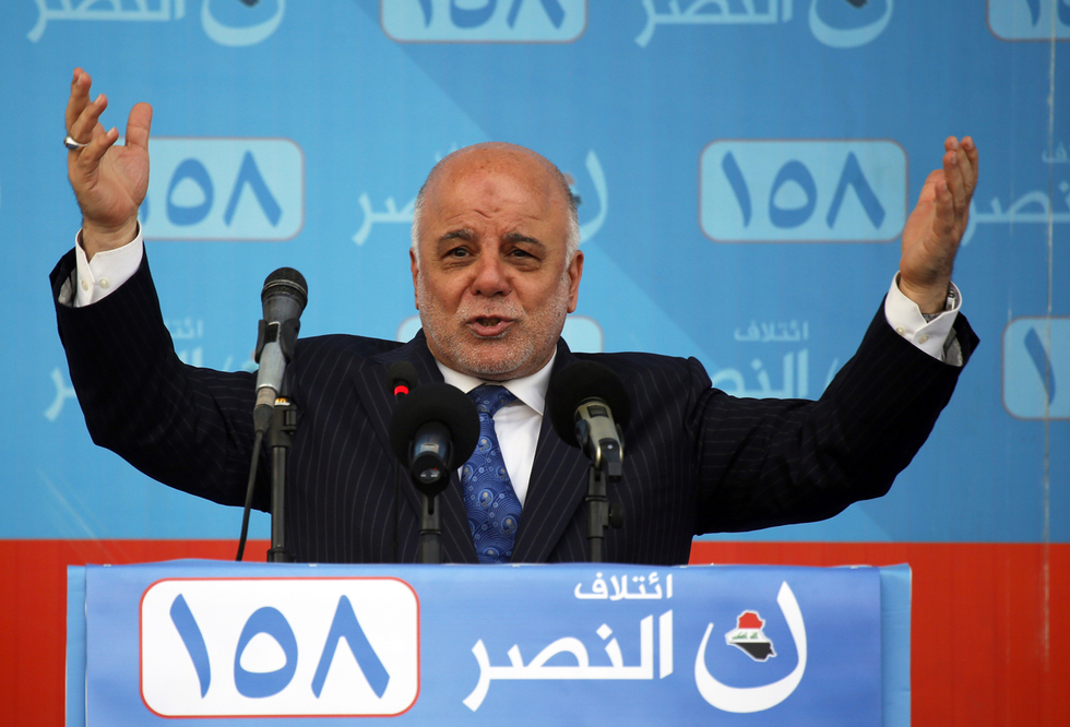 Iraq PM Abadi orders swift executions of Islamic State militants on death row