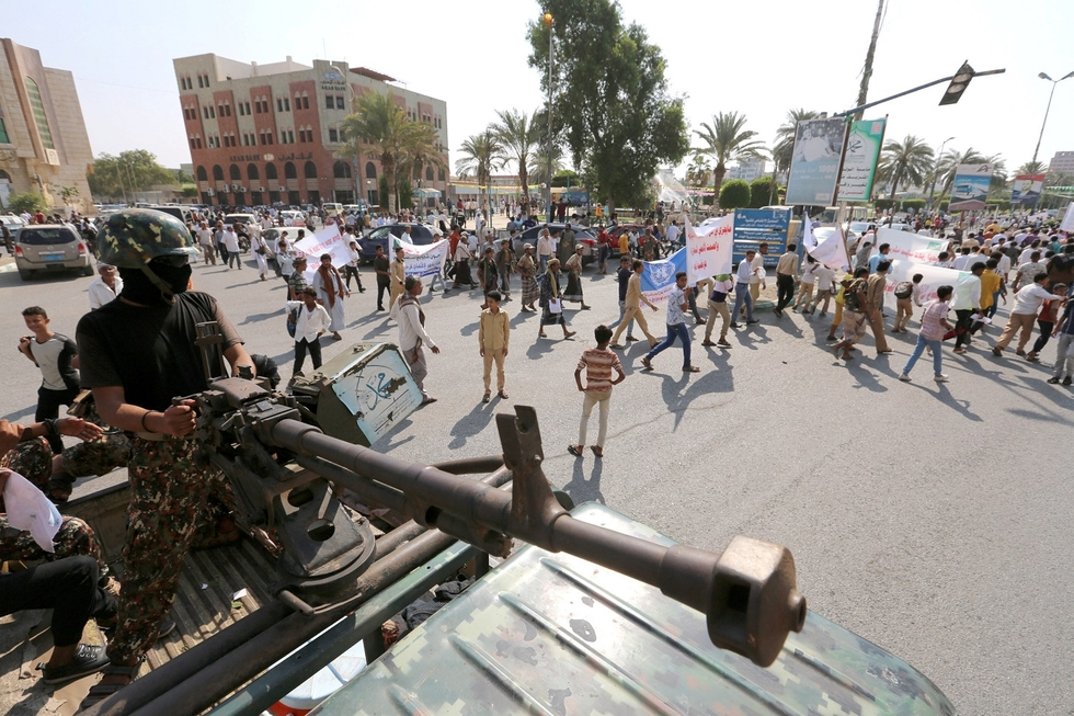 Fighting resumes near Yemen's Hodeidah despite ceasefire agreement