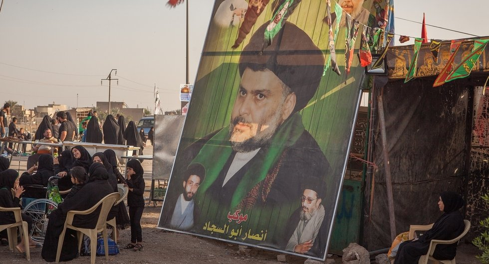 Q&A: Leading Sadrist says foreign powers should not 'hold influence' over Iraq
