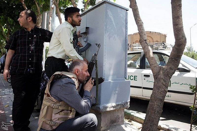 Iran hangs eight men over deadly Islamic State attack on Tehran in 2017