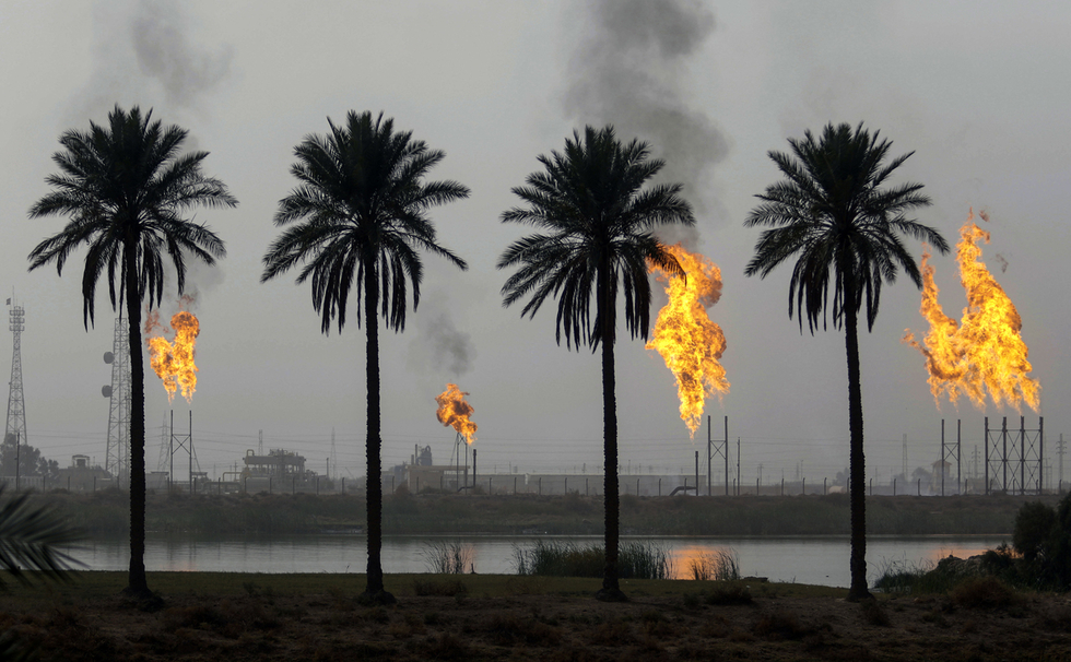 Iraq's parliament approves oil-dependent budget